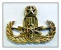Explosive Ordnance Disposal Officer Pin