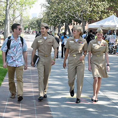 The Faces of NROTC Video