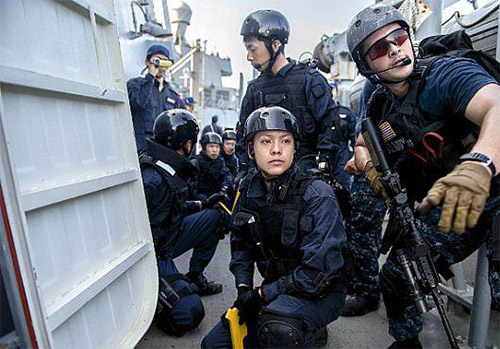 The Missions - Visit, Board, Search and Seizure (VBSS)