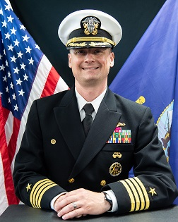 Captain Hazenberg, Commanding Officer, OTC